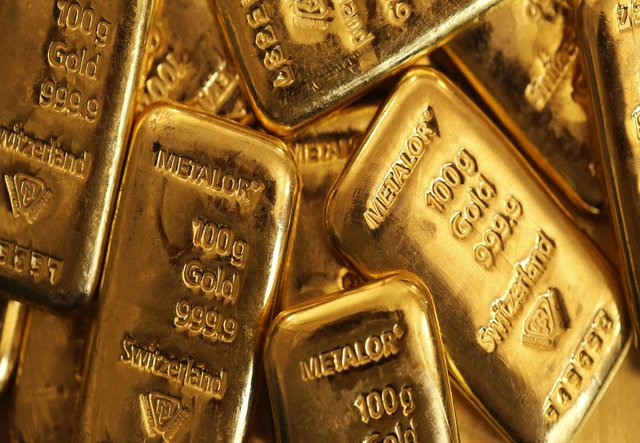 Gold Commodities Option Finance