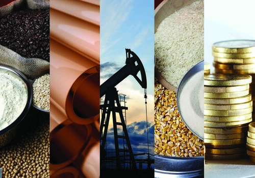 commodities finance options