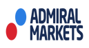 admiral markets logo option finance trade